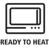 ready to heat icon