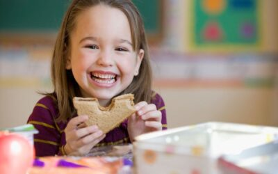 School Daze And COVID Craziness: What To Pack For Your Child's Lunch.