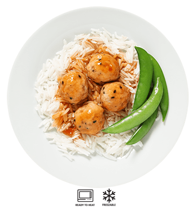 sweet and sour chicken plate