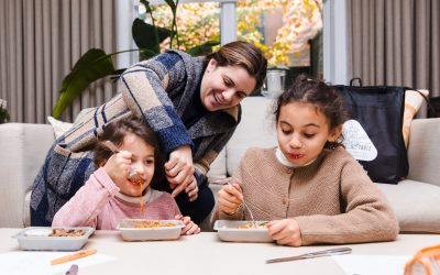 """Table Talk: """"Comfort food"""" doesn't have to be unhealthy."""