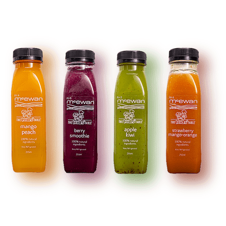 the kids table juices